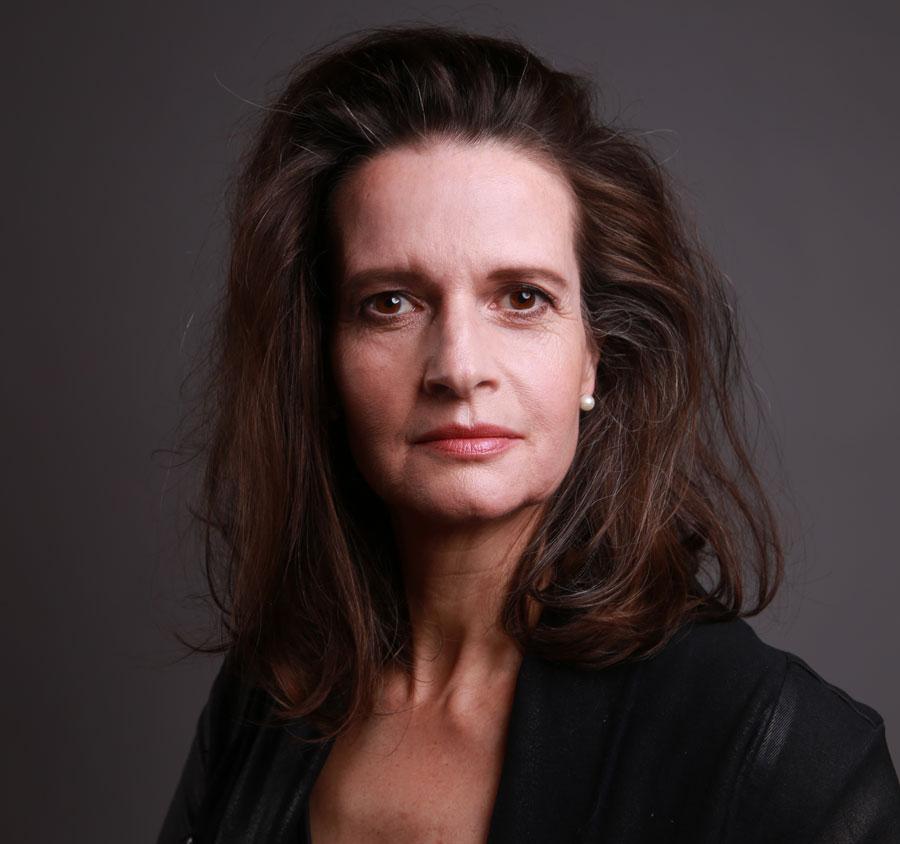 Charakterporträt Frau Foto