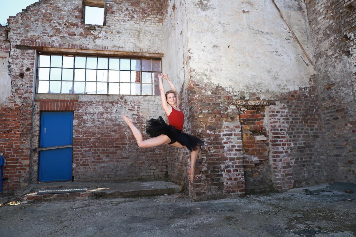 Nina die Ballerina