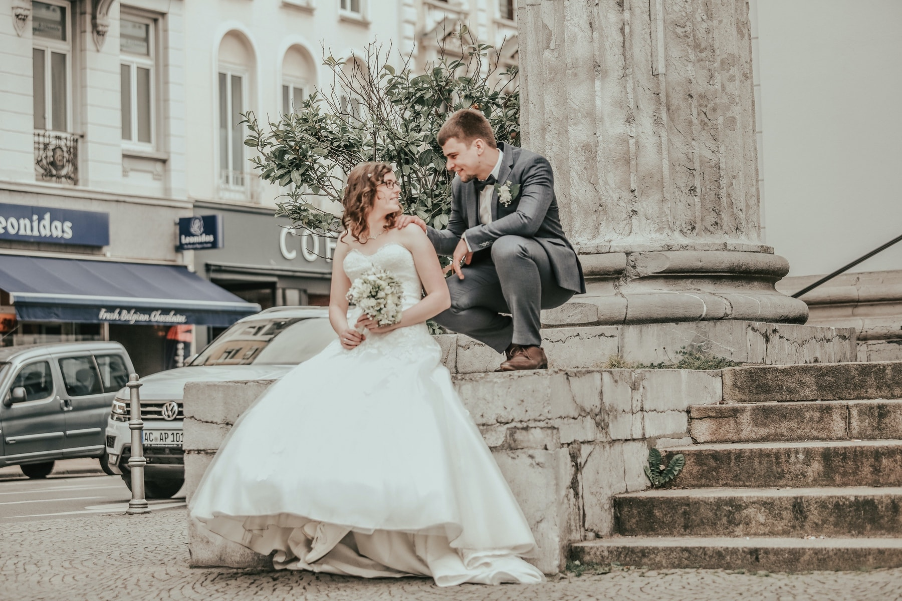 Hochzeit von Johanna und Konrad
