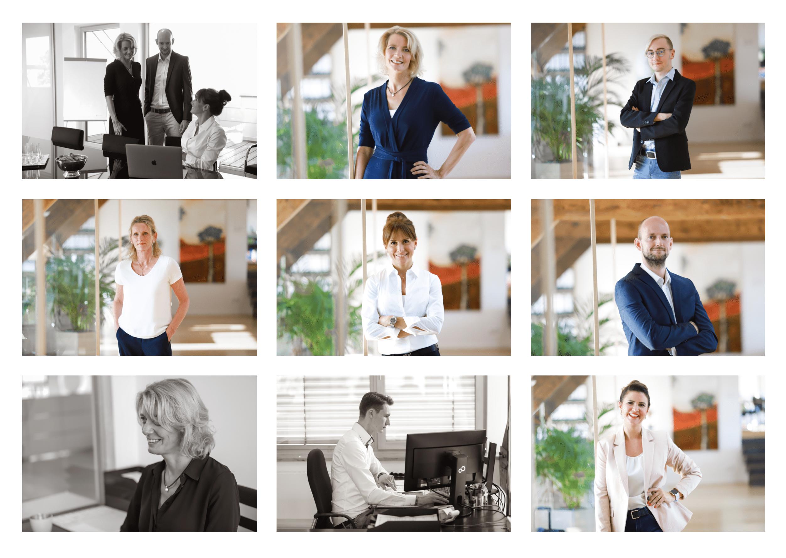 Business & Firmenshootings für ihre Webseite und Social Media